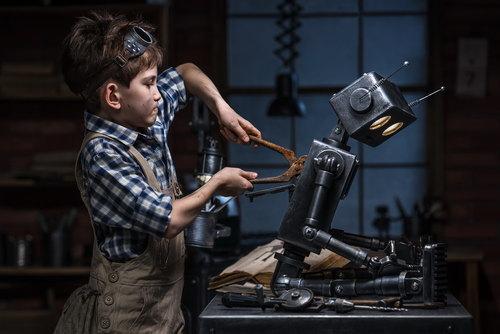ロボット開発とコンピューターサイエンス